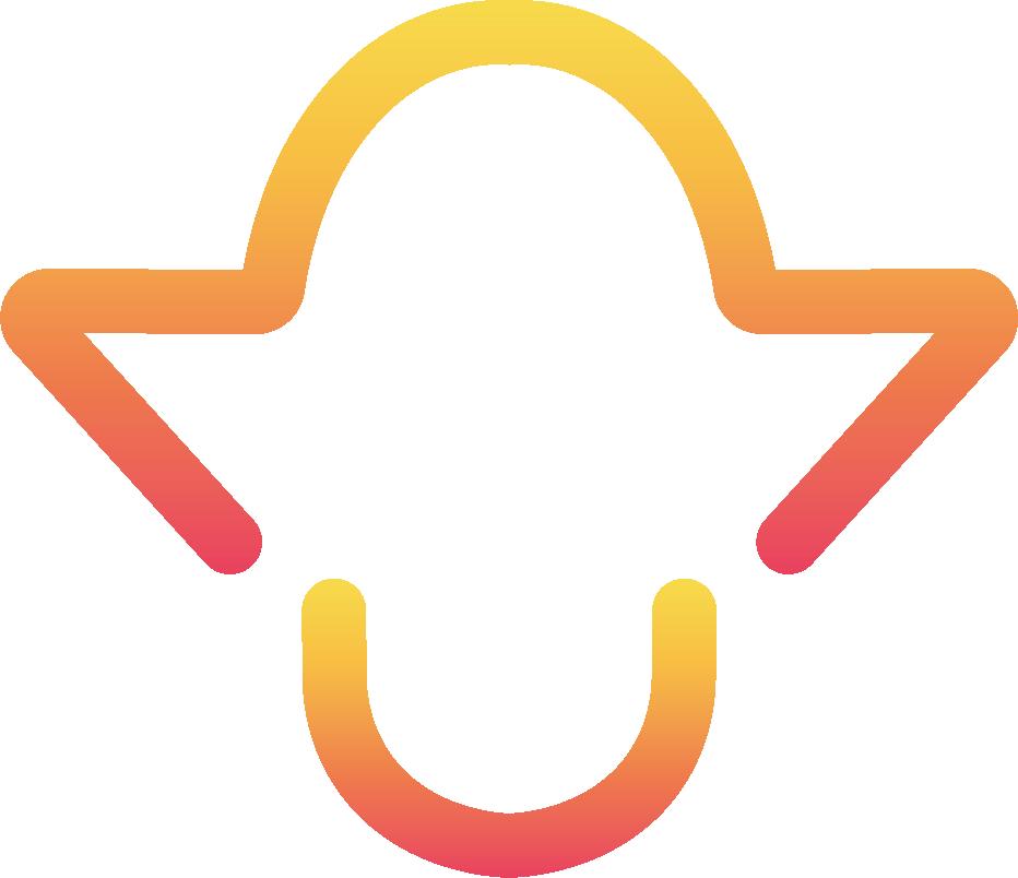 Golden Egg Design Logo